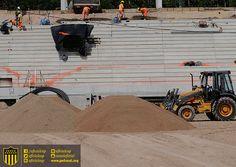#EstadioCAP   Postales de las obras de construcción del Estadio de Peñarol   http://www.estadiocap.com.uy