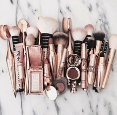 When you love luxury makeup tools..,