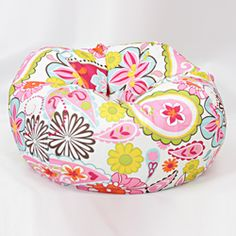 BeanSack Floral Paisley Bean Bag Lounge Chair