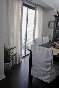 living rm curtain idea