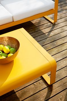#fermob #outdoor #design #chaise #table #bellevie