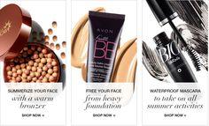 Avon makeup steals deals @ www.youravon.com/tanikaparson.