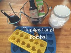 Toilet bombs?? Why would I want to bomb my toilet??  Well....I'm so glad you asked!  My cleaning routine has become so much more fun and eas...