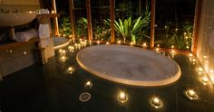 Crystal Creek Rainforest Retreat- the perfect place for a romance