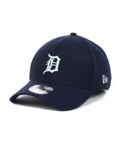 New Era Detroit Tigers Mlb Team Classic 39THIRTY Cap - Blue M/L