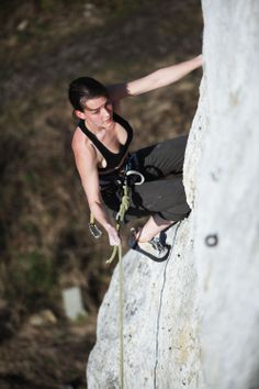 Awesome Sylwia Buczek (From I Love Climbing)