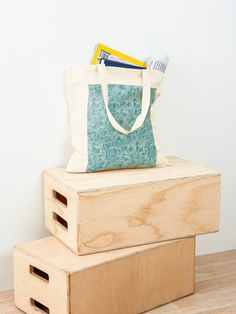 """""""Tringa XV (small pattern)"""" Tote Bag by BlertaDK 