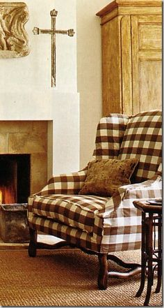 Buffalo Check Slipcover