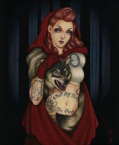 CAGED CANARY: Glenn Arthur - Fairytale Art
