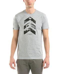 HOT BUTTERED T-Shirt Manica Corta Arrow  [Blu]