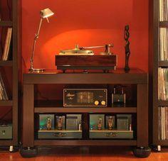 tube & vinyl setup