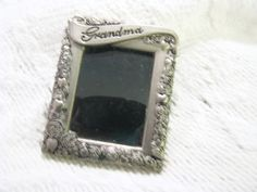 Your place to buy and sell all things handmade Pretty Photos, Brooch Pin, Pewter, Vintage Jewelry, Mom, Awesome, Frame, Etsy, Brooch
