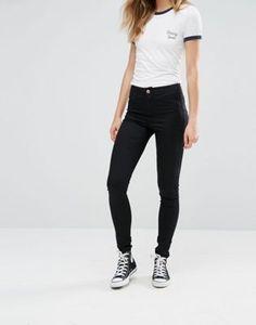 Noisy May Nena High Waist Super-Skinny Jean
