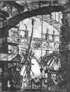 Giovanni Battista Piranesi   File:Giovanni Battista Piranesi - The Prisons (plate IV) - WGA17845 ...