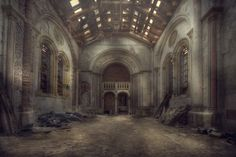 Creepiness photographed by Andre govia
