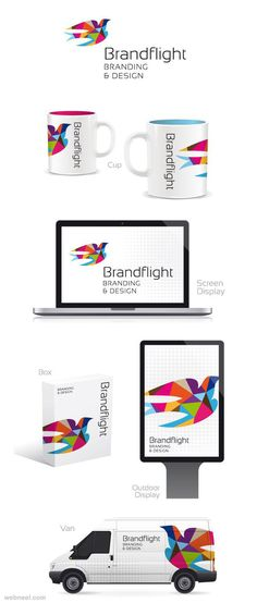 brand flight best branding design