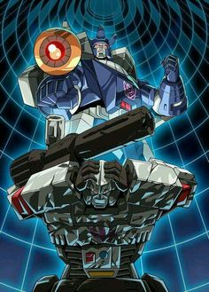 From Megatron to Galvatron.