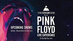 The Other SIde el nuevo espectáculo homenaje a Plink Floyd llega a Galicia con dos paradas.