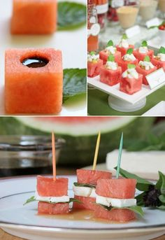 Mini Food Ideas - Wedding Ideas, Wedding Trends, and Wedding Galleries