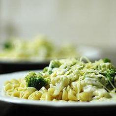 Salsa de cuatro quesos @ allrecipes.com.mx