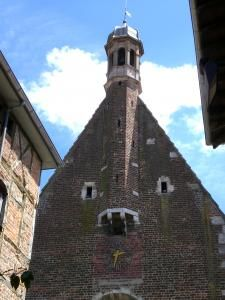 Eglise Saint André .Châtillon-sur-Chalaronne .Rhône-Alpes