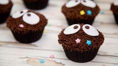 Totoro, Kid Cupcakes, Themed Cupcakes, Sprite Cake, Cute Food, Yummy Food, Anime Cake, Wedding With Kids, Desert Recipes