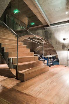 Moustache Coffee House - Porto by Paulo Carvalho, via Behance