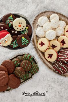 Its Not The Holidays Without Christmas Cookies Grab A Festive Box For Your Christmas Party Or Cookie Swap. From Christmas Tree Cutout Shortbread Cookies To A Classic Combo Of Peppermint And Chocolate, Everyone Will Love These Cookies. Food Baskets For Christmas, Food Gift Baskets, Holiday Gift Baskets, Christmas Food Gifts, Christmas Cookies, Holiday Gifts, Christmas Tree, Cookie Swap, Shortbread Cookies