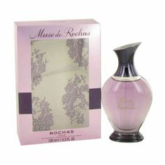 Muse de Rochas by Rochas - Eau De Parfum Spray 3.3 oz  Price: $29.69 List Price: $57.94 Savings: 48.8%