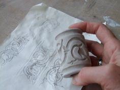 Exemple of a rolling stamp