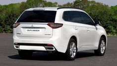 2016 Mitsubishi Outlander - release date and price