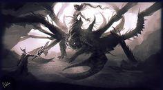 Lair of the widow by *VampirePrincess007 on deviantART