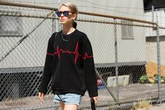 The NYFW Street Style Looks That Truly Stunned #refinery29  http://www.refinery29.com/2014/09/73987/new-york-fashion-week-2014-street-style-photos#slide121  Jessica Minkoff's outfit gets our heartbeat going.