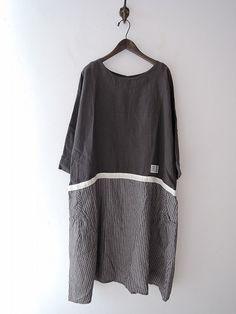 InJapan.ru — ... cheer* Хлопок конопля переключение платье... * Пуловер... 0515 — просмотр лота