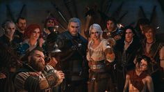 Witcher 3: 10th anniversary