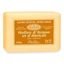 Savon Argan - Abricot