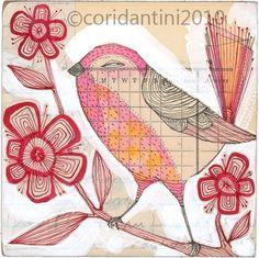 Cori Dantini's illustrations - so lovely!!