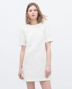 ZARA - WOMAN - COCOON DRESS