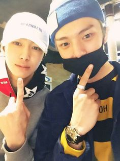 MONSTA X | Hyungwon & Minhyuk