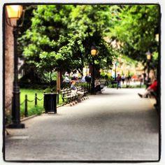 Washington Square Park NYC