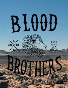 BLOOD BROTHERS by Gustav Rendon, via Behance