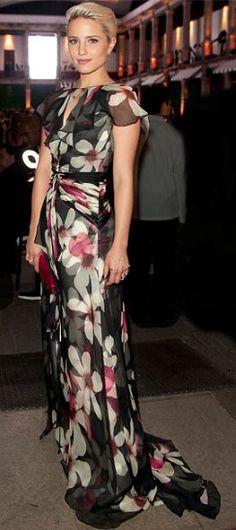 Dianna Agron - Carolina Herrera Tall Girl Fashion, Star Fashion, Runway Fashion, Women's Fashion, Celebrity Red Carpet, Celebrity Dresses, Celebrity Style, Dianna Agron, Red Carpet Looks