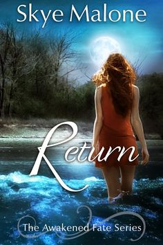 Cover Reveal & Giveaway: Return by Skye Malone