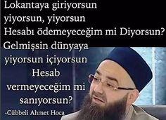 """56 Beğenme, 2 Yorum - Instagram'da Ey Müslüman Namaz Kıl (@namazkilkurtul): """"#CübbeliAhmetHoca"""""""