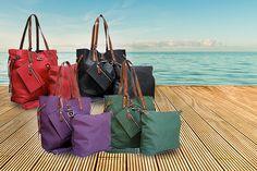 4-Piece Tote Bag Set