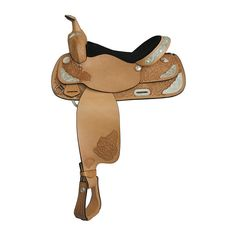 Tex Tan Simply Sweet Show Saddle: Saddles Tack Horse Supplies -... ($1,050) ❤ liked on Polyvore
