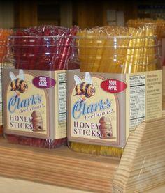 Блог пчеловода для любителей мёда. Пчеловодство для начинающих и не только!: Что такое медовые палочки и как их делать?