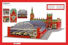 A LEGO lover's dream: Guide to building the world's iconic structures with LEGO