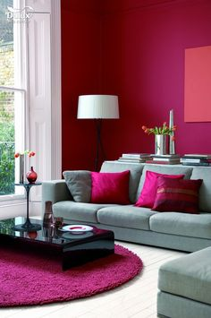 Purple Living Room 100 ideas plum accessories for living room on wwwvouumcom Cch Chn Mu Hp Phong Thy Phng Khch Red Living Roomsliving Room