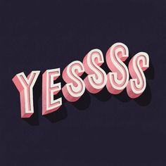 Yessss for lettering! Type by /lozives/ - #typegang - free fonts at http://typegang.com | http://typegang.com #typegang #typography